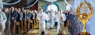 Przekazanie relikwii Istopnia – ex ossibus – Świętej Siostry Faustyny. 11.09.2016