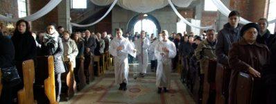 2016.11.20 Wprowadzenie relikwii św.Faustyny ibł.ks.Sopoćki