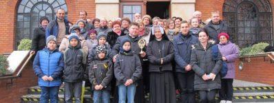2016.11.09 Łagiewniki – relikwie