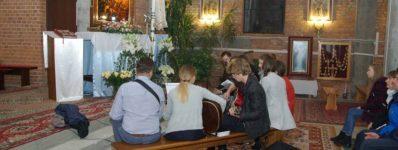 2017.10.05 Peregrynacja obrazu Matki Boskiej Częstochowskiej – adoracja