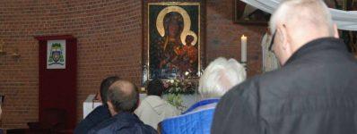 2017.10.05 Peregrynacja obrazu Matki Boskiej Częstochowskiej – Apel Jasnogórski