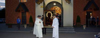2017.10.06 Peregrynacja obrazu Matki Boskiej Częstochowskiej – pożegnanie
