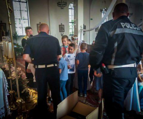 2018.09.01 Spotkanie z Policją