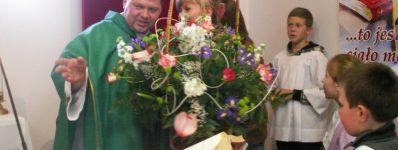2010.05.28 15 rocznica święceń kapłańskich x. Jerzego