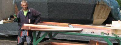 2013.07 kopuła – obróbki blacharskie