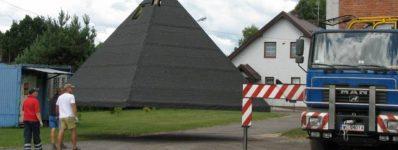 2013.07 demontaż tymczasowej kopuły