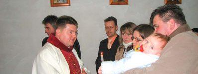2008.03.24 I Chrzest w kaplicy