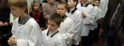 2010.04.25 Obłóczyny ministranckie