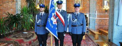 2016.07.21 Uroczysta Msza święta zokazji Powiatowych Obchodów 97 rocznicy powołania Policji