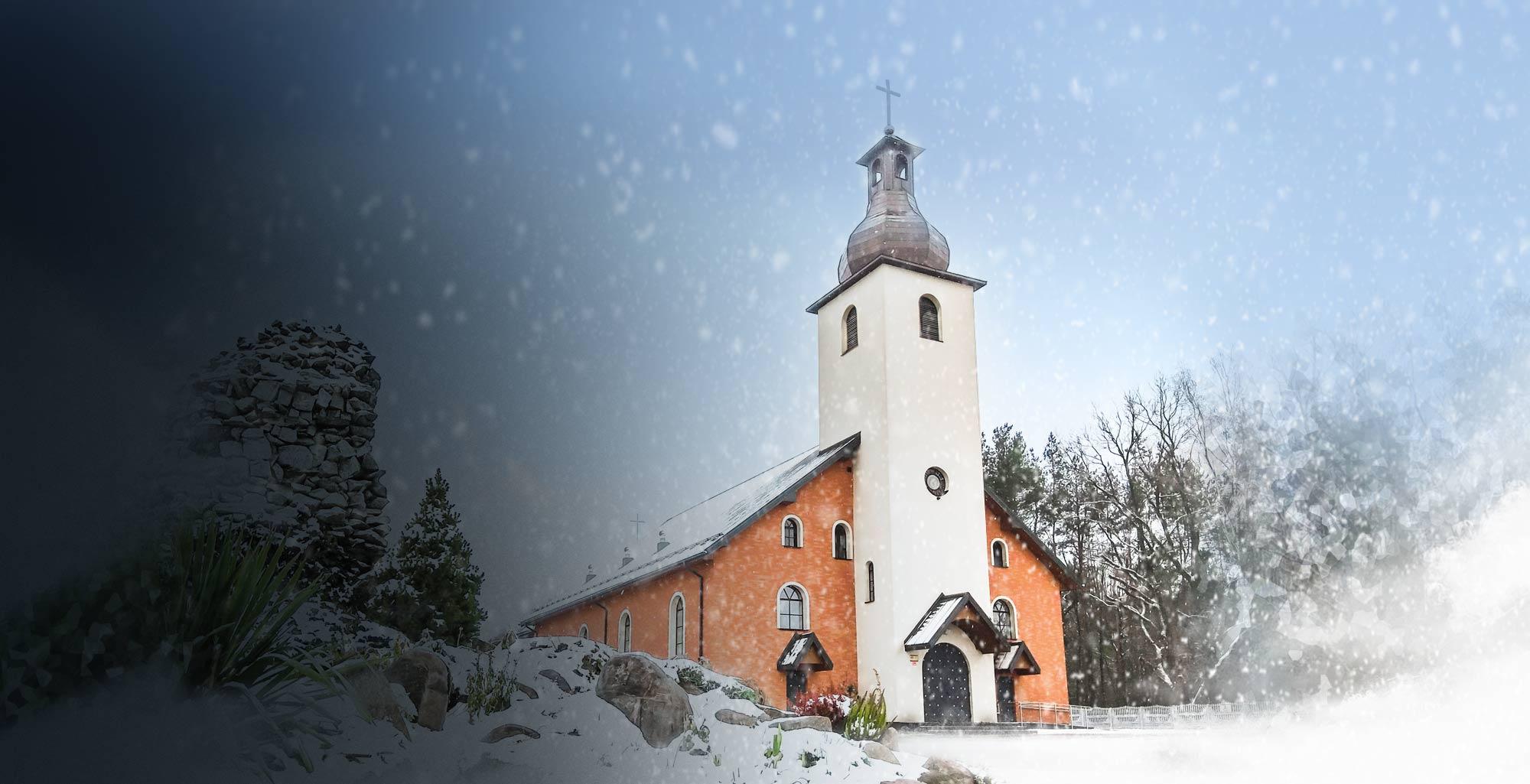 Parafia <br>w Wólce Mińskiej