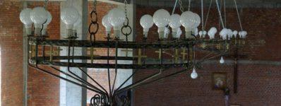 2010.09 oświetlenie główne wkościele