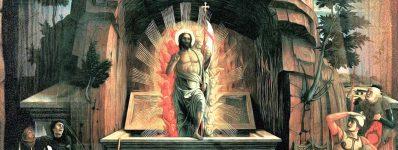 Chrystus Zmartwychwstał! Alleluja!