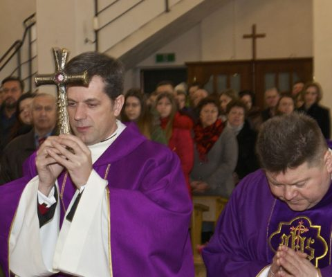 2019.03.10 Relikwie błogosławionych męczenników Pratulińskich