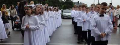 2019.05.19 Rocznica Pierwszej Komunii Świętej