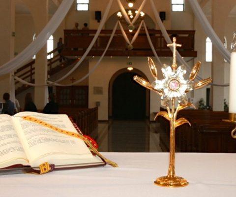 2020.05.17 Wprowadzenie relikwii bł Karoliny Kózkówny